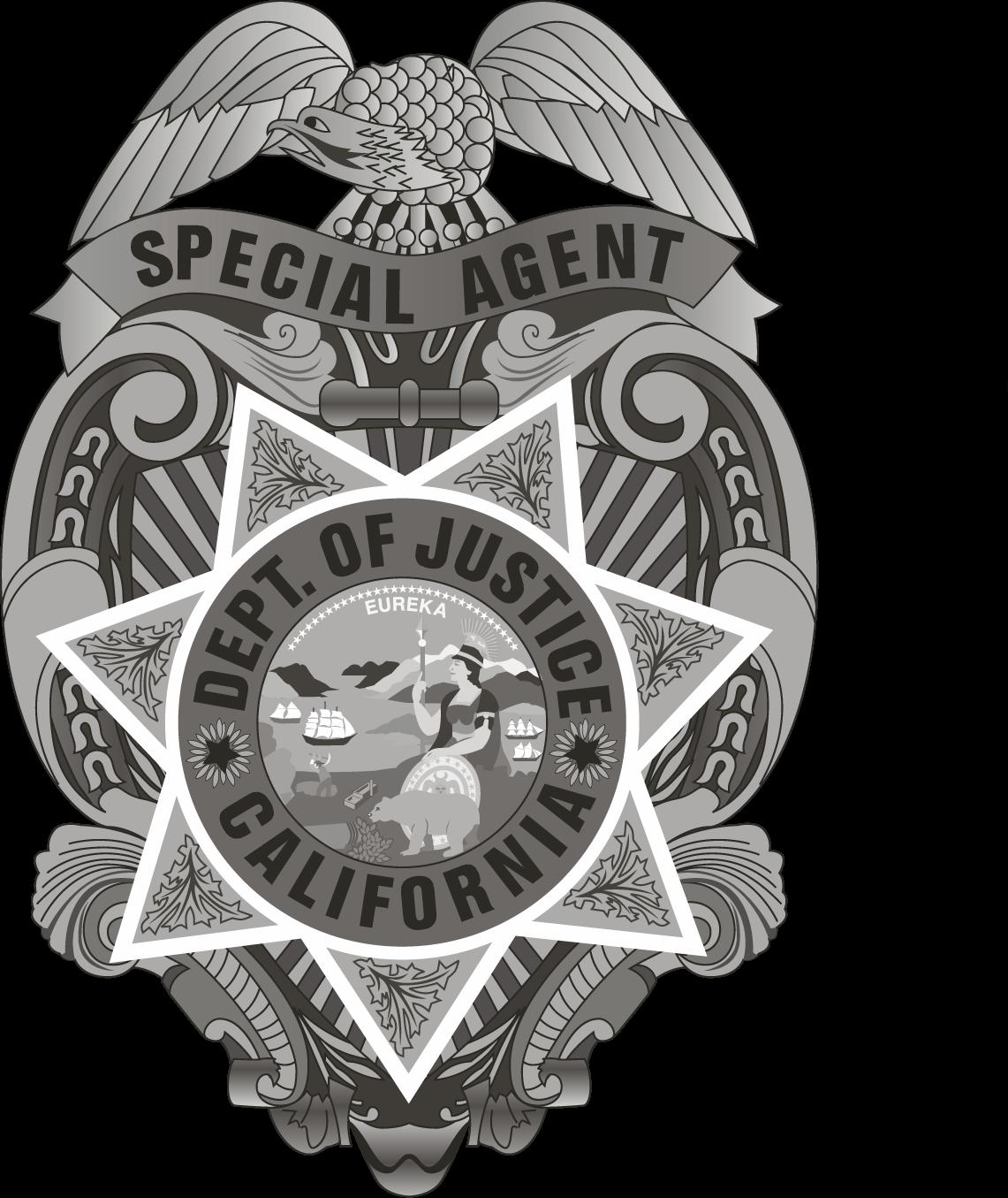 Departamento de justicia California