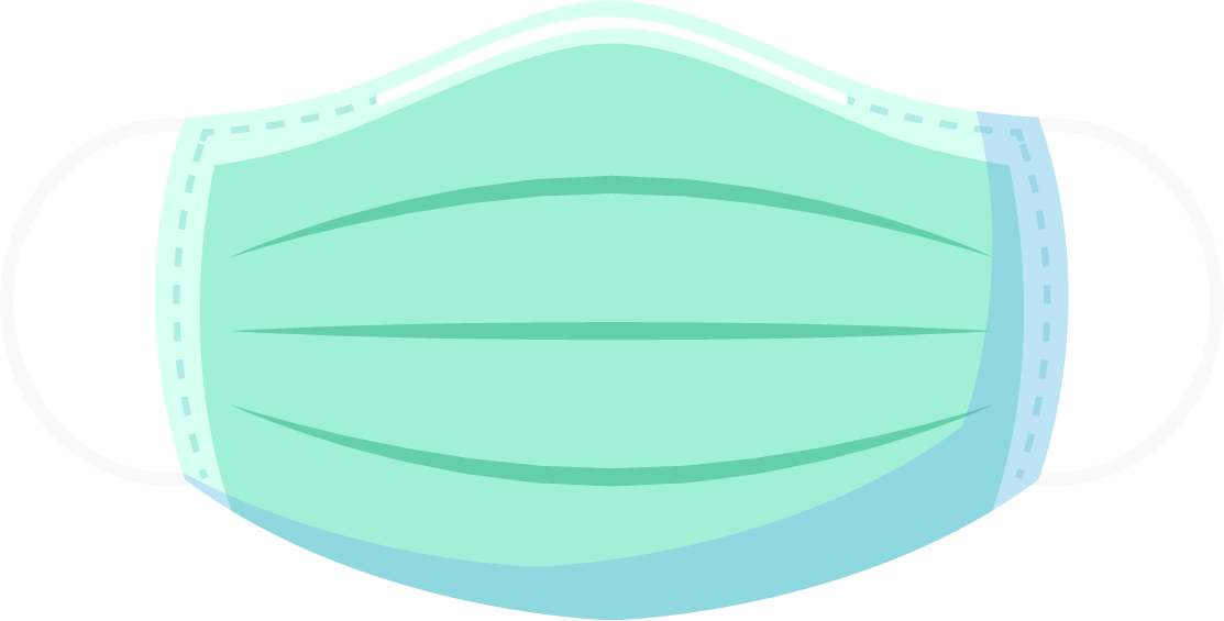 Mascarilla quirúrgica