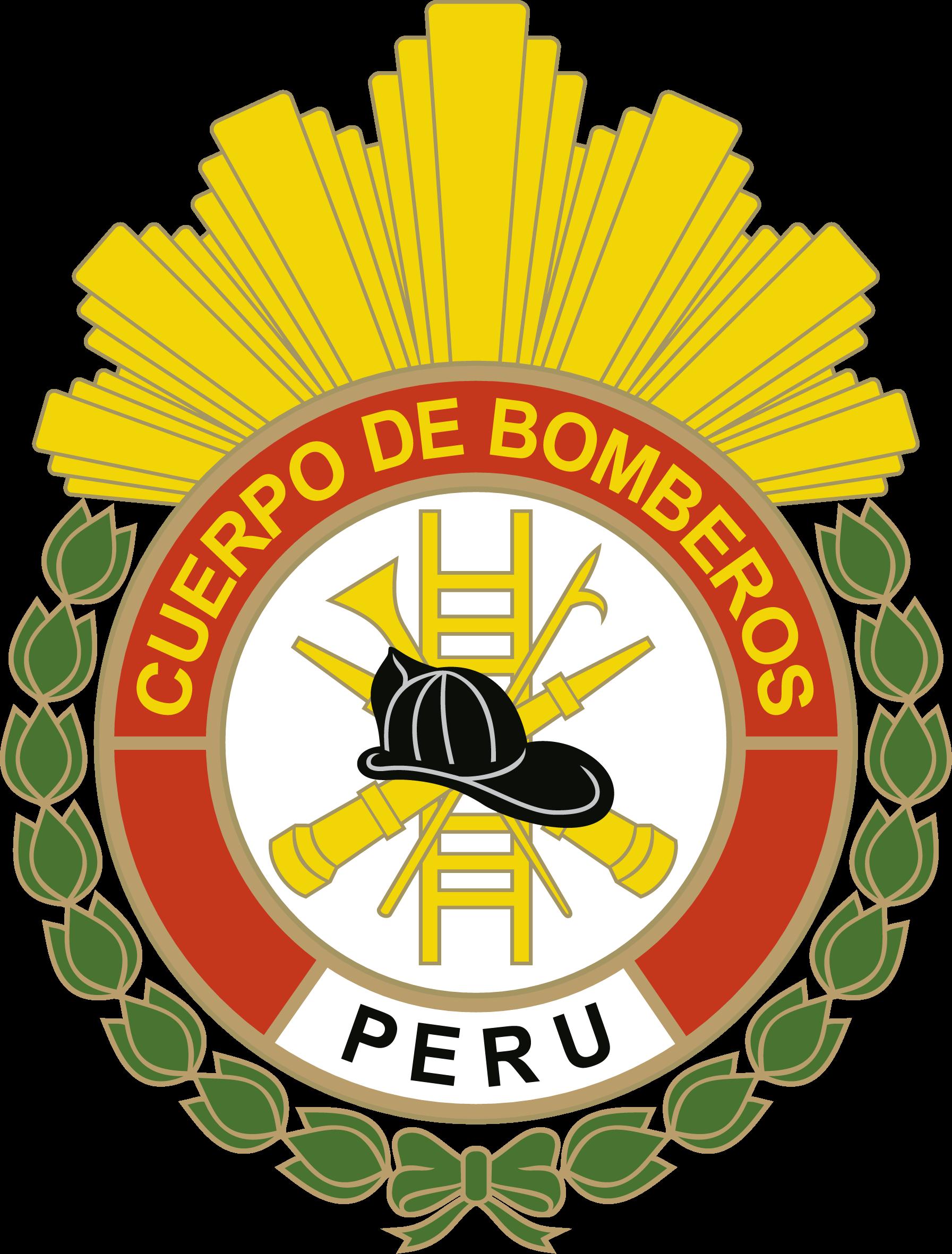 Cuerpo de bomberos de Perú