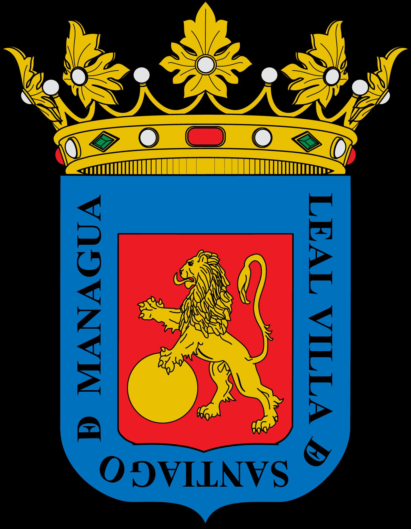 Managua escudo a color