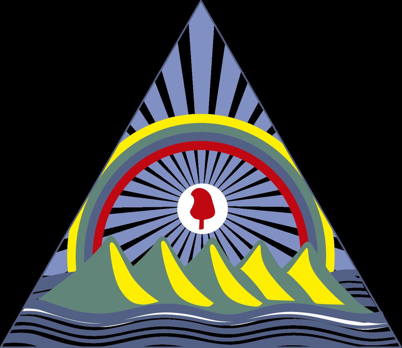 Nicaragua escudo oficial