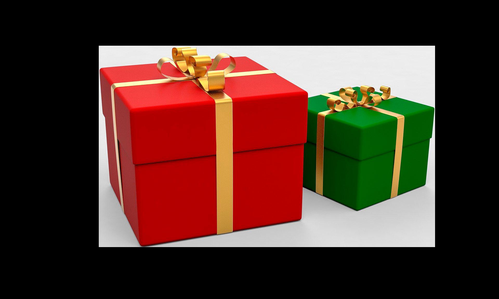 Presentes navideños