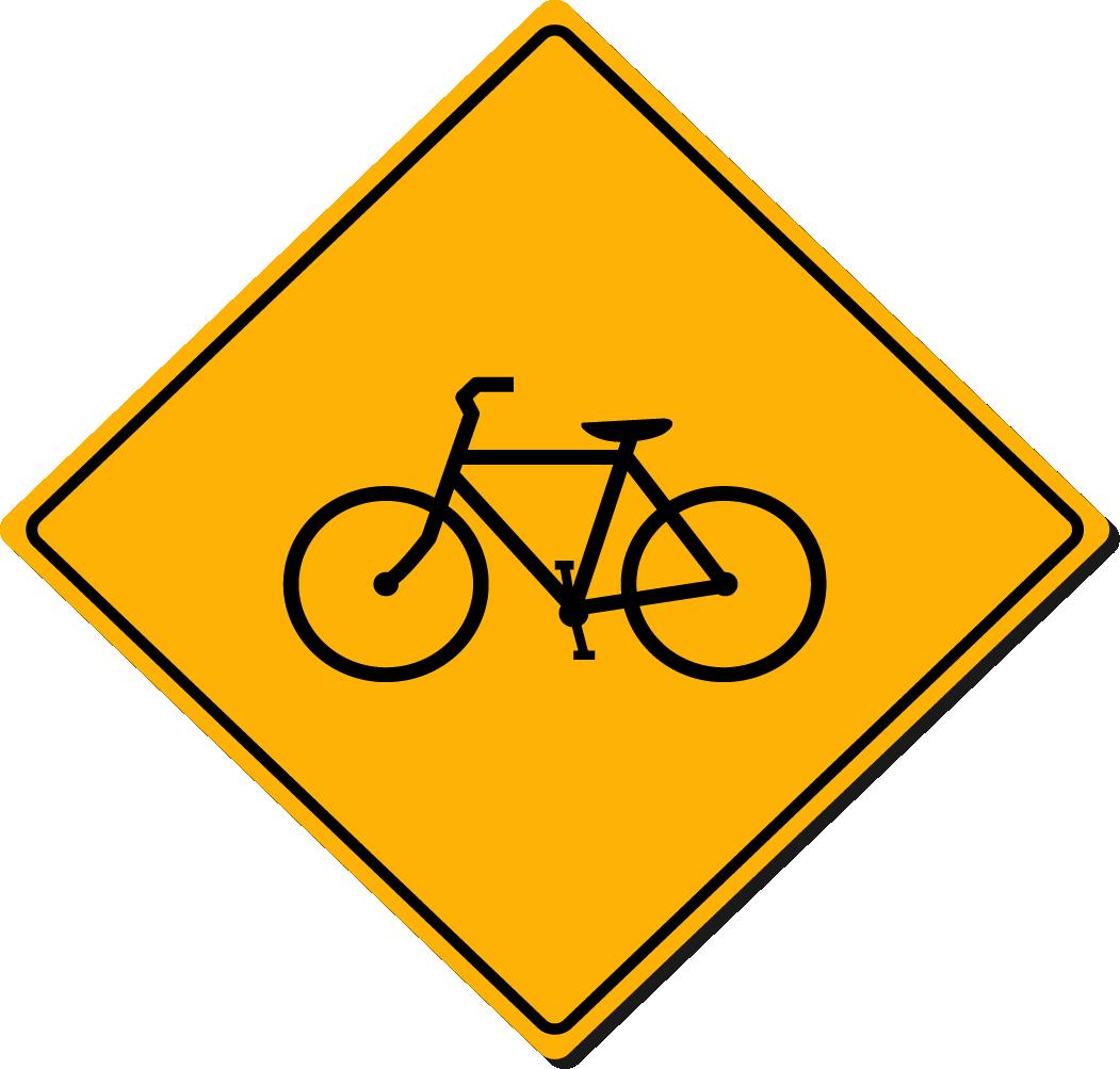 Se permiten bicicletas