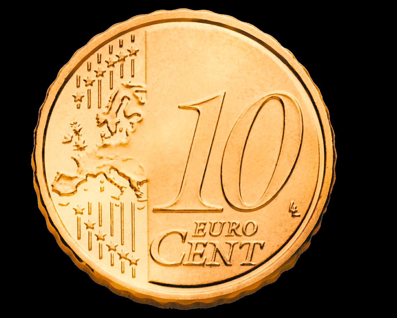 10 centavos euro