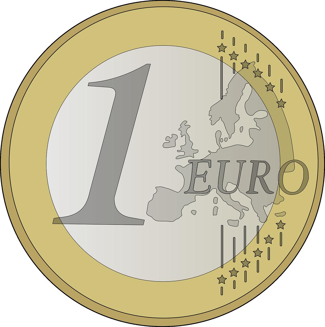 Moneda un euro