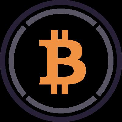 Bitcoin moneda virtual logo