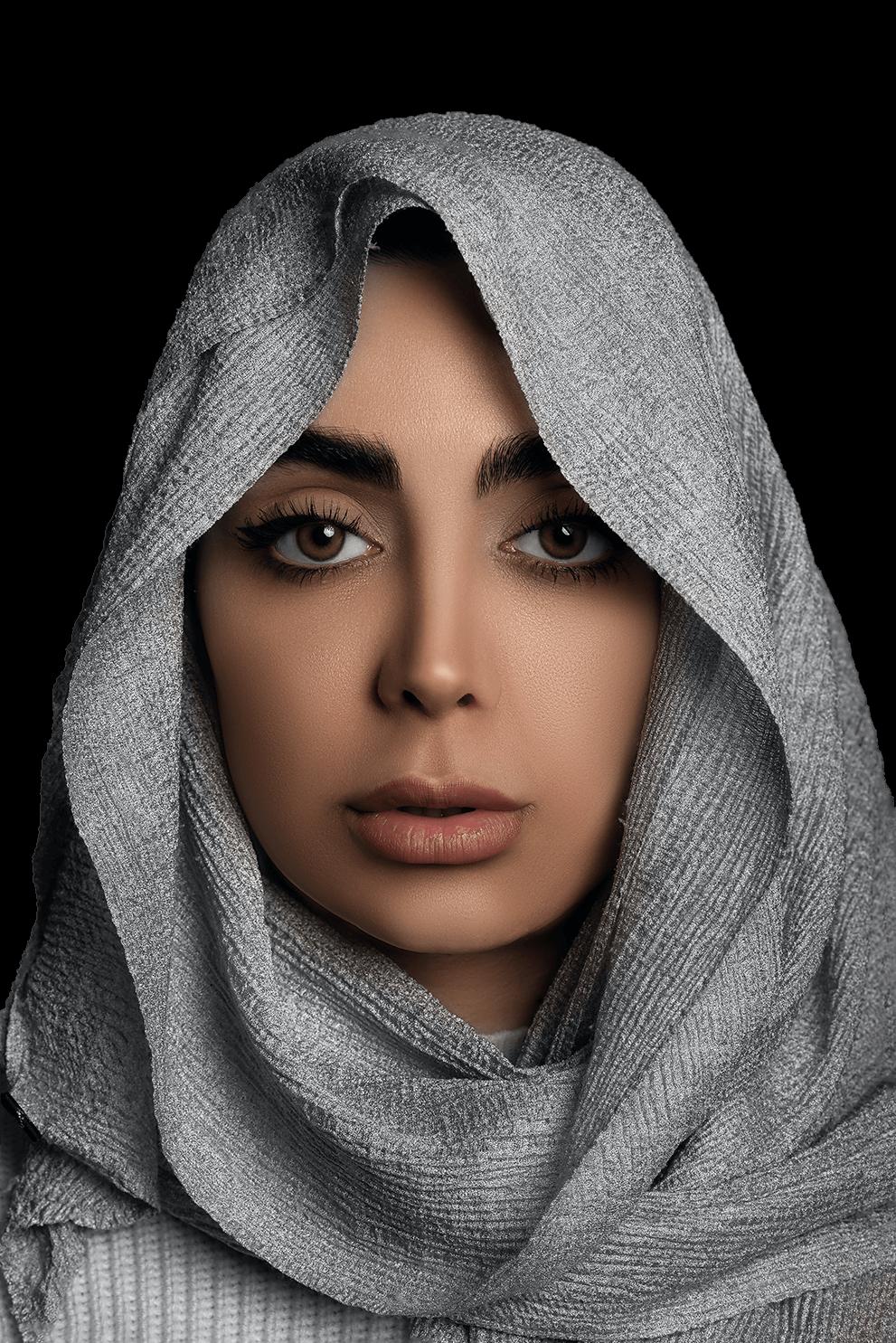 Habito de mujer musulmana