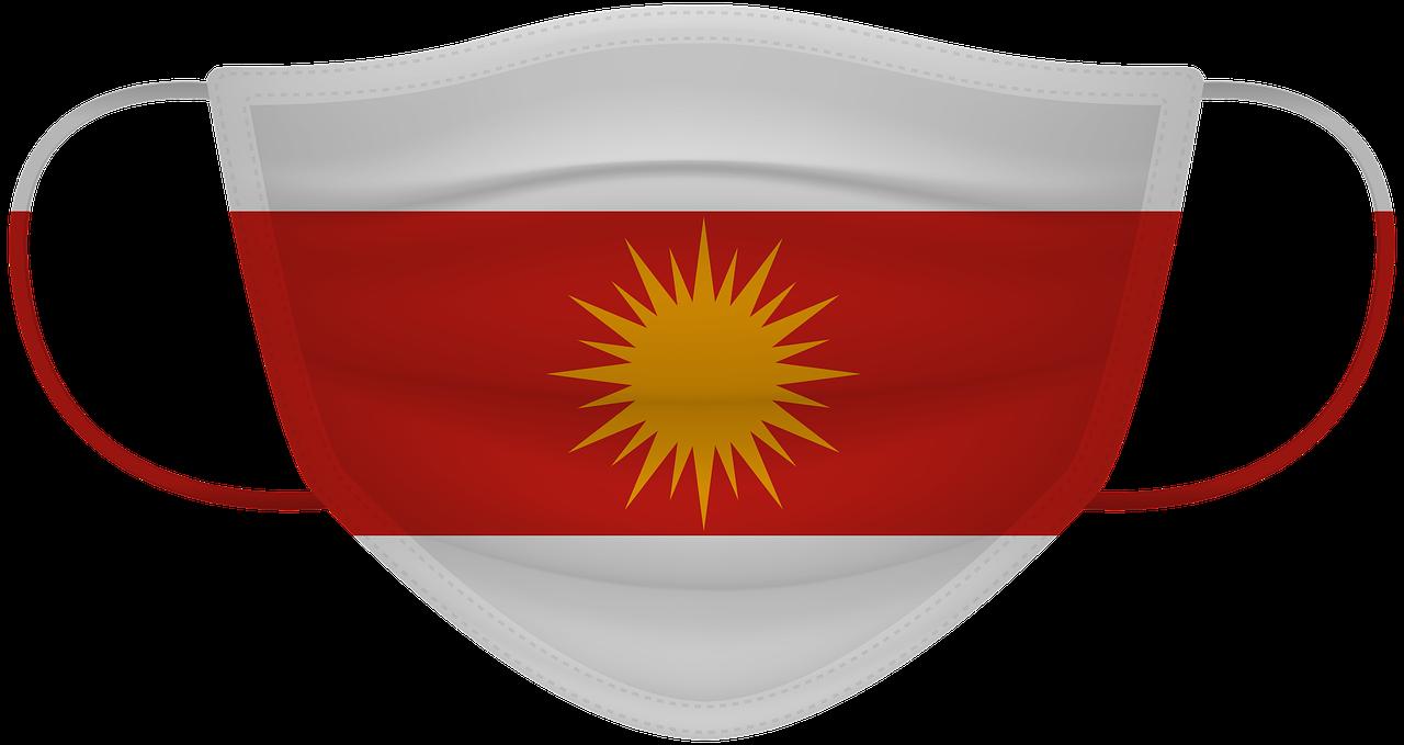 Mascarilla Yazidi