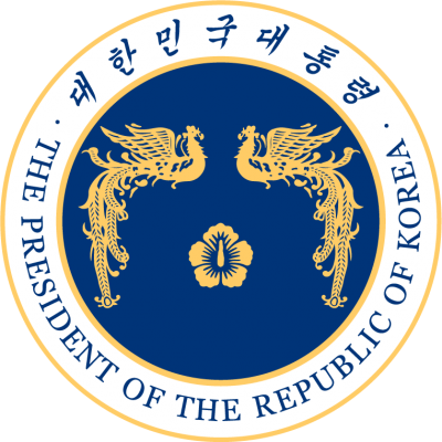 Presidente de la republica de Corea