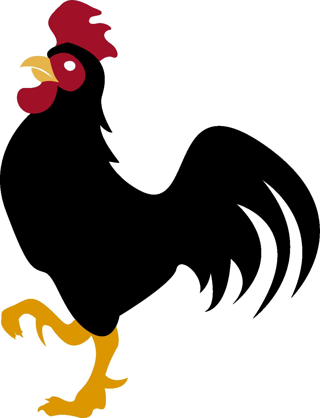 Gallo negro