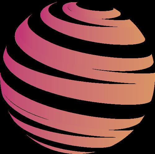 Logotipo esfera