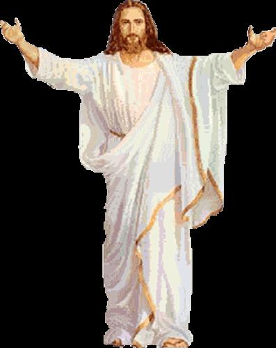 Jesús brazos abiertos
