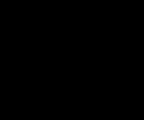 Salpicadura tinta negra