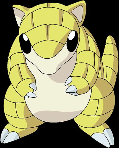 Sandshrew Pokemón