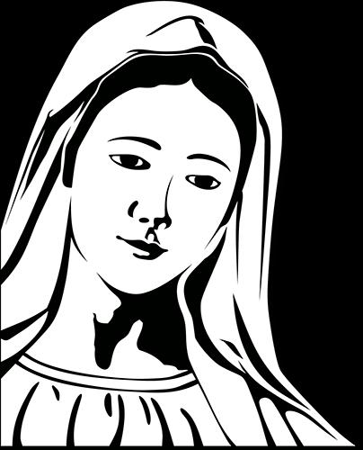 Santa María virgen