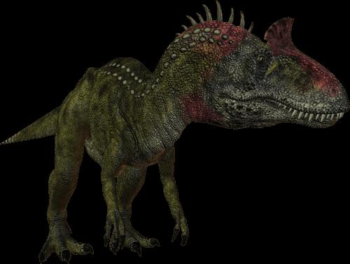 Allosaurio