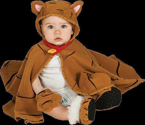 Bebé con traje