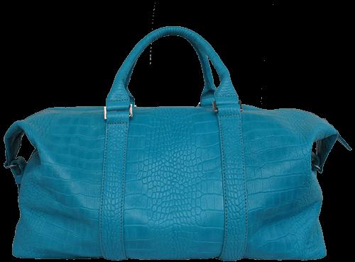 Bolso de mujer azul