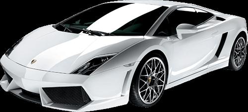 Carro de lujo Lamborghini