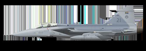 Caza SAAB-J39C