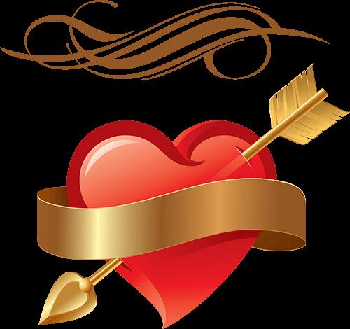 Corazón febrero