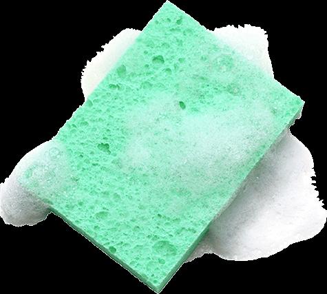 Esponja y espuma