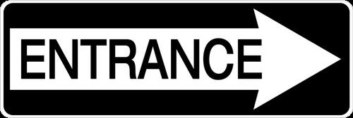 Flecha entrance