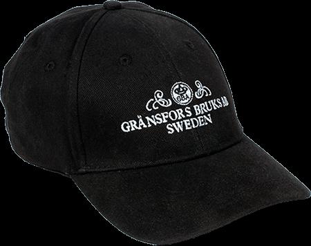 Gorra negra sueca