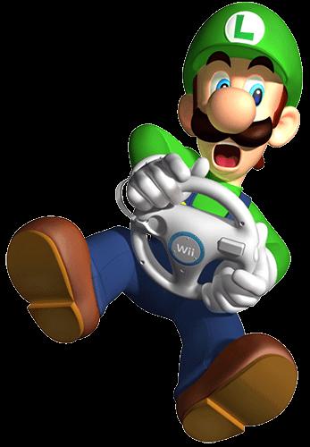 Luigi juega
