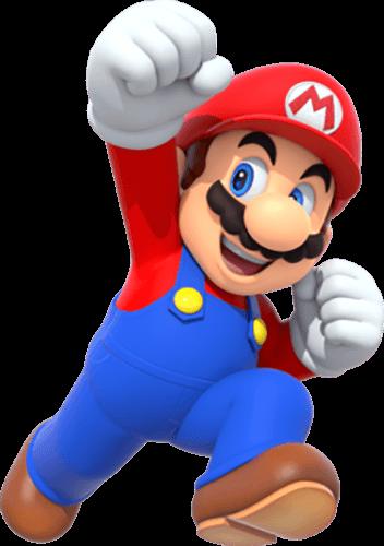 Mario dice YES