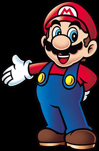 Mario presenta