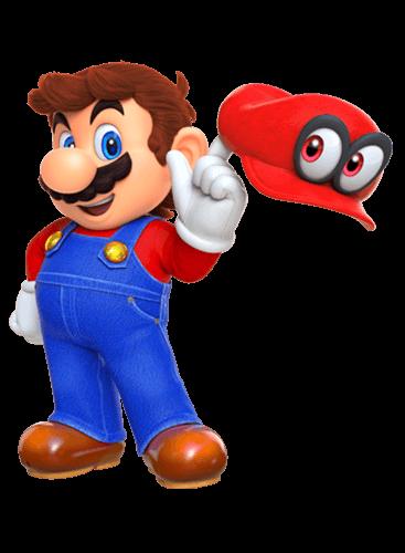 Mario sin gorra