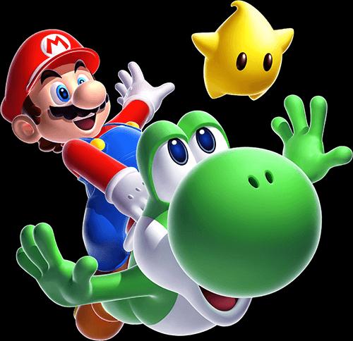 Mario y Joshi