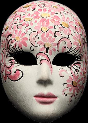 Máscara mandala