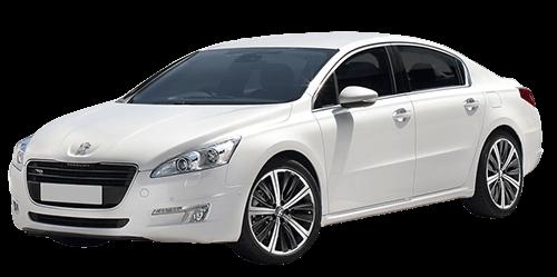 Peugeot color blanco