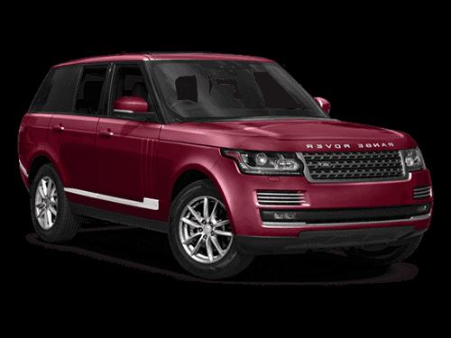 Range Rover vino