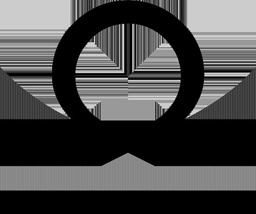 Signo libra color negro