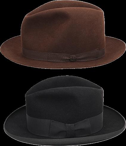 Sombreros clásicos