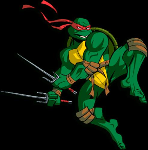 Tortuga ninja pelea