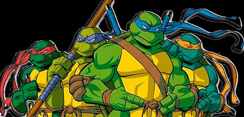 Tortugas ninjas grupo