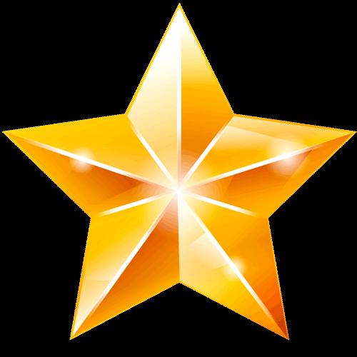 Estrella degradada