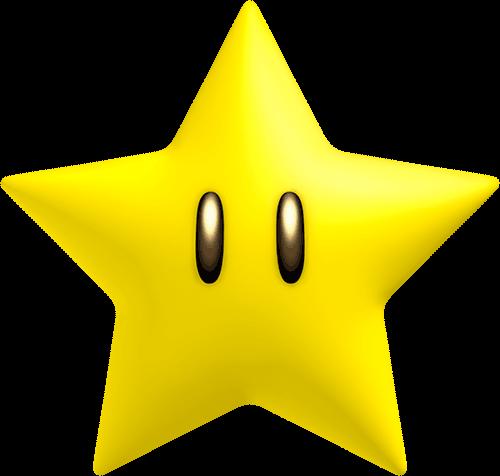 Estrella con ojos