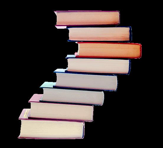 Grada de libros