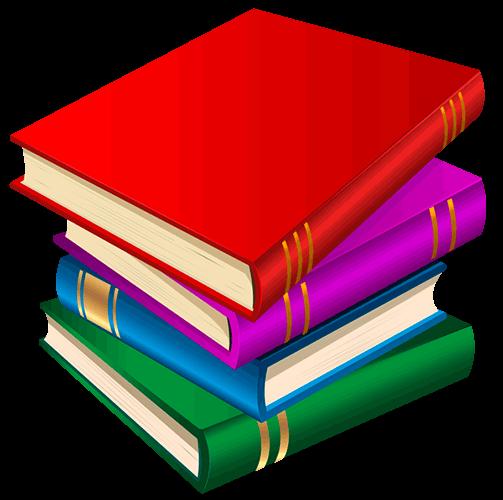 Grupo de libros