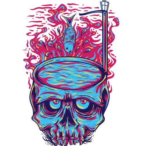 Skull pool